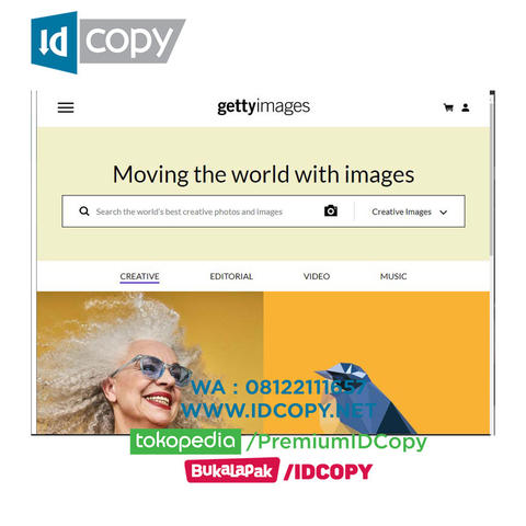 JUAL GETTY IMAGES STOCK FOTO BAGUS HD