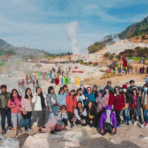 PROMO TRAVEL DIENG, OPEN TRIP, PRIVATE TRIP, GATHERING