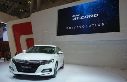 ALL NEW HONDA ACCORD !!