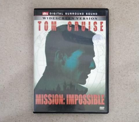 DVD - Mission: Impossible (1996)