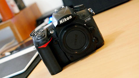 DSLR BO Nikon D7000 | 16MP | Full HD | Mic Port