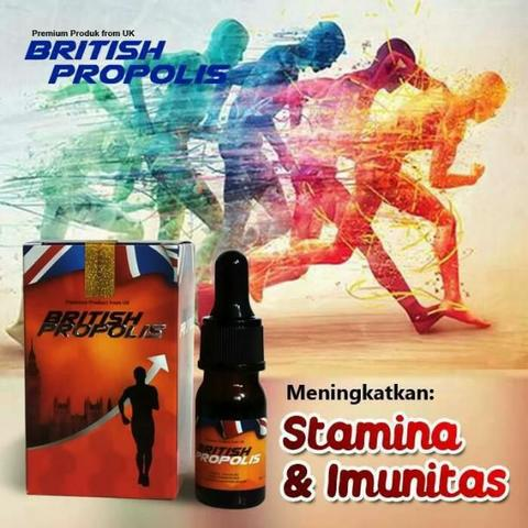 british propolis reg & kids