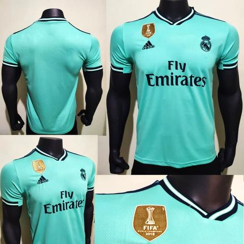 Jersey Bola Real Madrid 3rd 2019-2020