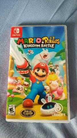 Mario + Rabbids Kingdom Battle nintendo switch games