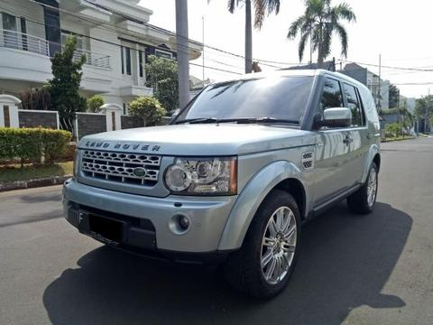 Land Rover Discovery >> Terjual Land Rover Discovery 4 Diesel 2013 Pakai 2014