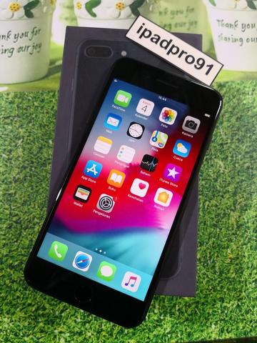 iPhone 8+ Plus 64gb Space Gray Fullset Lancar Jaya COD Bandung