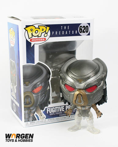 Funko POP! Fugitive Predator #620 Fall Convention Edition