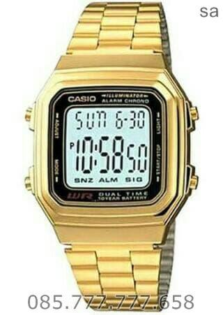 Casio A178WGA original
