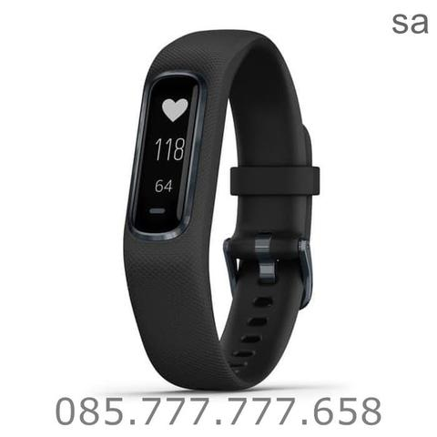 Garmin Vivosmart 4 Black 010-01995-83 Rubber - Black
