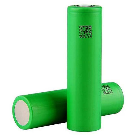 Sony VTC6 18650 Lithium Ion Cylindrical Battery 3.7V 3000mAh - Green