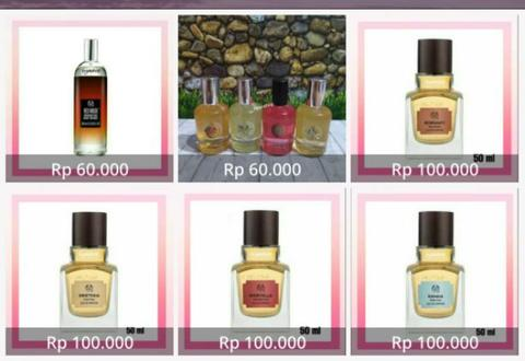 The body shop reject