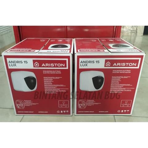 Water heater ariston andris lux 15 ltr