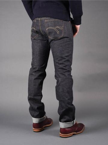 The Flat Head 3001 - 14.5oz Jeans (zip fly) | 100% ORIGINAL
