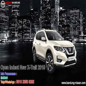 Open Indent New X-Trail Bandung