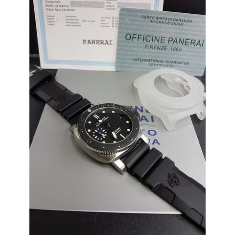 PANERAI PAM684 LUMINOR SUBMERSIBLE RG XF 1:1 BEST EDITION ON BLACK