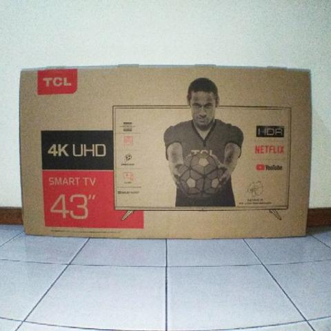 """( Open 24 Jam ) TCL SMART TV 32"""" INCH 32A3 ANDROID HDR AI BKN XIAOMI SAMSUNG LG SONY"""