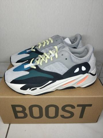 quality design ad7a8 7c70a JUAL Adidas Yeezy Boost 700 Wave Runner US8/41.3 (Not Nike Jordan, NMD,  Ultraboost)