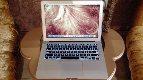 NEGO SUPER SLIM LED 13 INCH MACBOOK AIR MJVE2LL/A 2015 i5 RAM 8GB SSD 128GB PALEMBANG