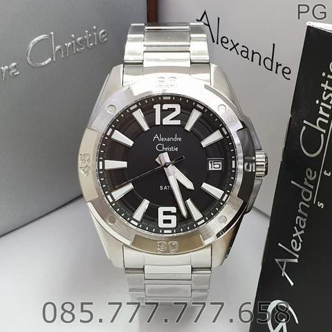 Jam Tangan Pria Alexandre Christie Stainless Warranty 1Years #2