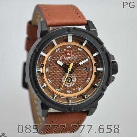 Jam Tangan Pria Naviforce NF-9083M Original Warranty 1 Years #5