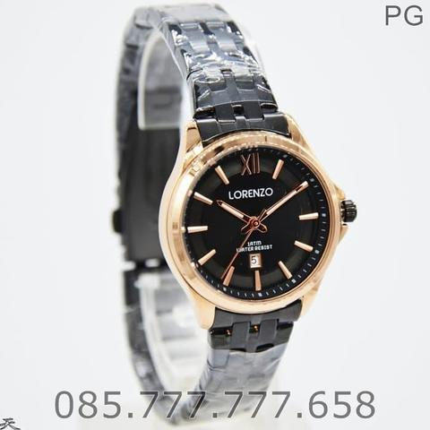 New Available Jam Tangan Wanita Lorenzo 1064 Original Stainles #4