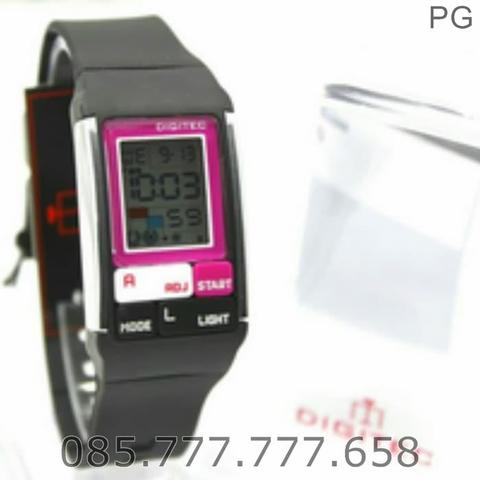 Best Price..!! Jam Tangan Wanita / Anak Digitec Original Anti Air