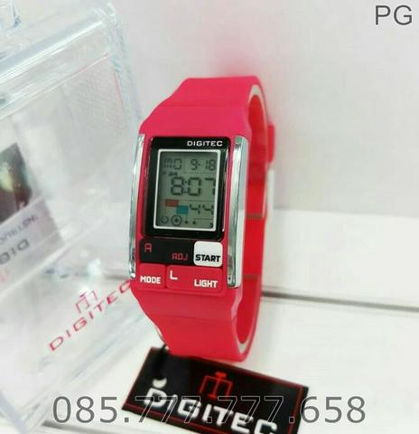 Best Price..!! Jam Tangan Wanita / Anak Digitec Original Good Quality