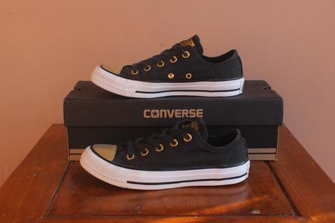 Converse CT All Star Specialty Black / Gold Ox