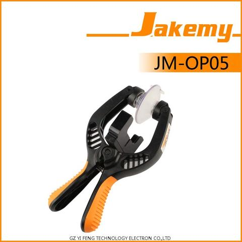 Jakemy iSlack Universal LCD Screen Protector Opening Pliers - Black