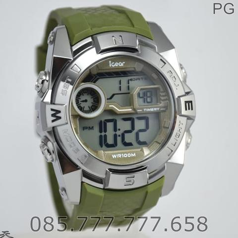 Jam Tangan Original iGear i53 Terlaris Warranty 2 Years