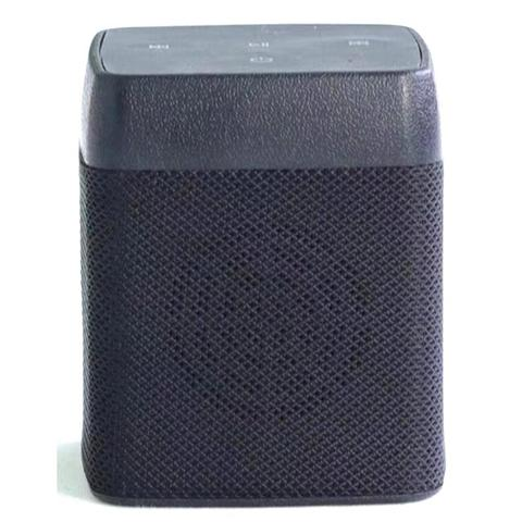 Mini Bluetooth Bass Speaker - Black