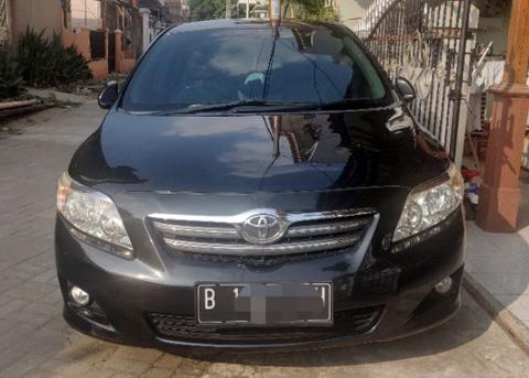 Toyota Corolla Altis G AT 1.8 Matic 2009 / 2010 Prima Mulus
