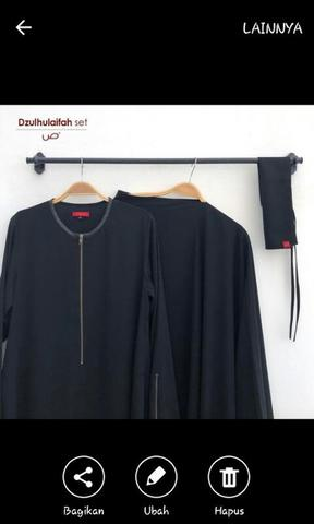 Dzulhulaifah set by Shafa Jilbab