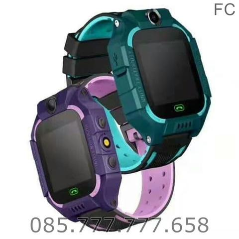 Smart Watch Kids Emo SZ6 / Smart Watch Anak GPS
