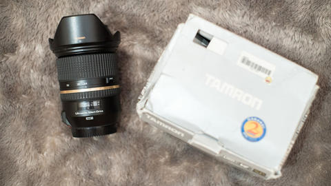 WTS Lensa AF Tamron 24-70mm F2.8 IS Ultra Silent Drive For Canon Fullframe
