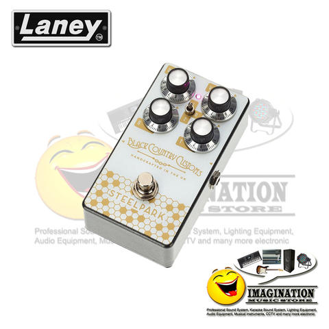 Laney Black Country Customs Steelpark Boost Pedal