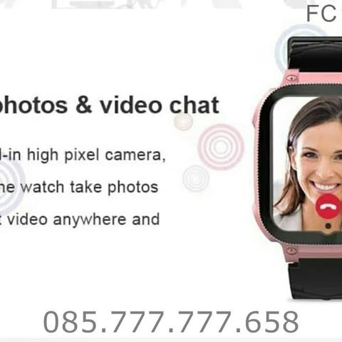 Smart Watch Emo IP67 - Smart Watch Kids Video Call