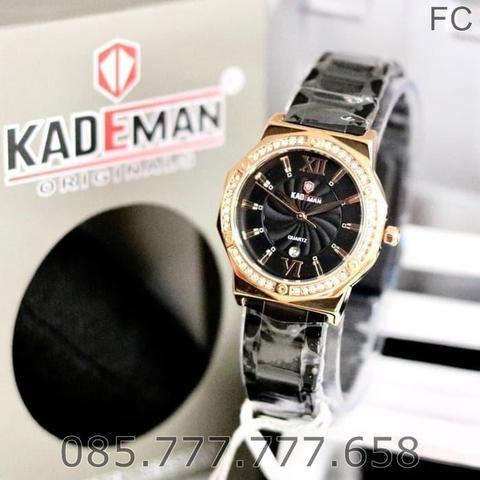 Jam Tangan Kademan Original Wanita PW 3170 Box