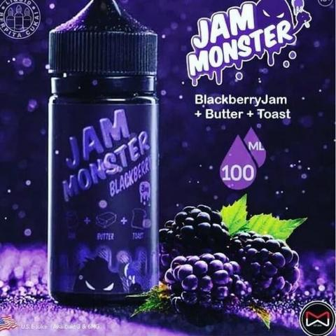 Liquid Vaporizer Jam Monster 60 ML