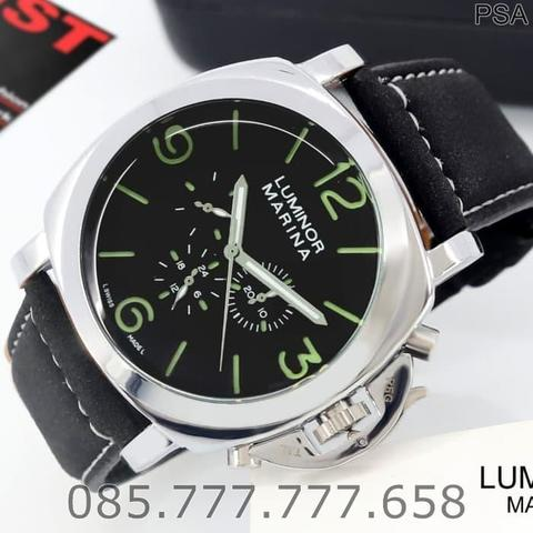 Jam Tangan Pria Luminor Marina Automatic YL 3607 + Box