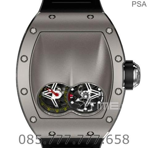 RICHARD MILLE RM 53-01 SWISS CLONE 1:1 BEST EDITION ON BLACK RUBBER