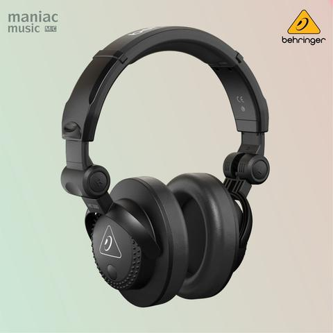Behringer HC200 (Headphone, Monitoring, Mixing, Recording, Wide Frequency)