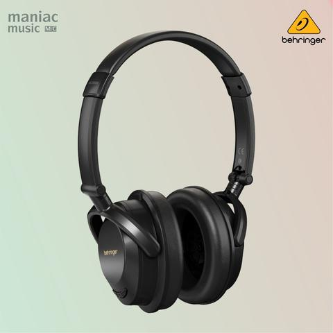 Behringer HC2000B (Bluetooth Wireless Headphones, Monitoring, Mixing, Closed Back)