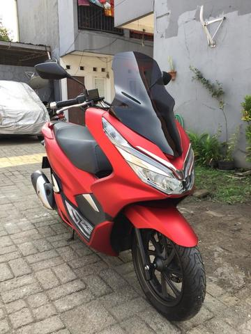 Honda PCS Abs 2018 Red Mate