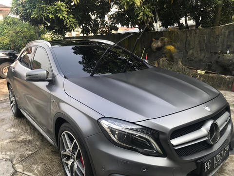 2017 Amg Gla 45 Mercedes Benz >> Jual Mercedes Benz Gla45 Amg White On Black 2016 2017