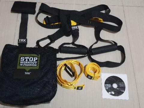 TRX Suspension grip home / Fitness Care / Alat Workout / Home Fitness