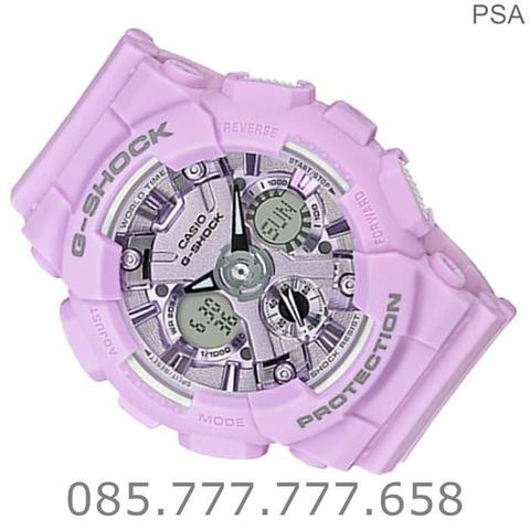 BEST SELLER casio g-shock GMA-S120DP-6A original