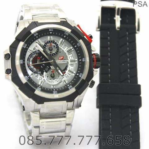 Jam Tangan Pria Chronoforce XA 5301 Original & Box