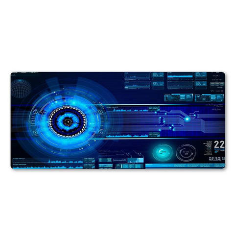 Cooltoday Gaming Mouse Pad Desk Mat 80 x 30 cm Waterproof - LN001