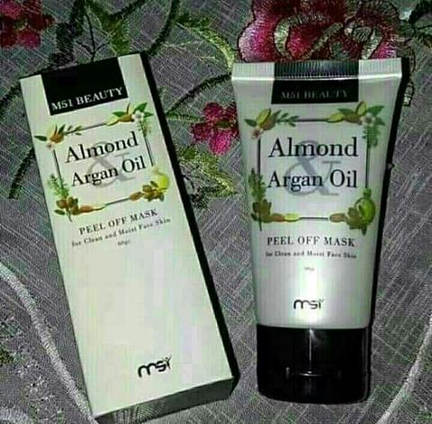Almond Argan Oil